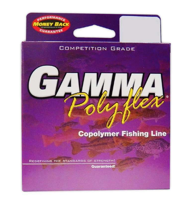 Gamma poliflex copolymer fishing line benvenuto su for Gamma fishing line